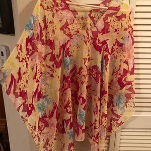 ☀️Super* Pretty Silky Summer Swim Suit Cover ☀️OS